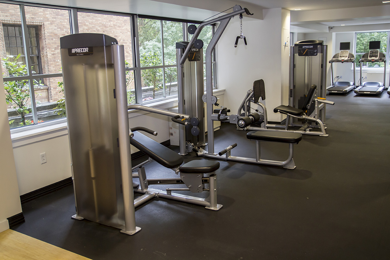 fitness center 1 RC